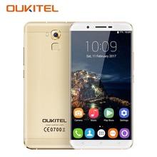 Oukitel U16 Max 4G LTE Android 7.0 Smartphone 6.0 Inch 3G RAM 32G ROM MT6753 Octa Core Mobile Cell Phone Fingerprint OTG 4000mAh