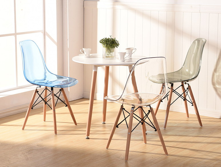 popular clear dining chair-buy cheap clear dining chair lots from