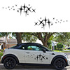 2x Star One For Each Side Graphic Camper Van RV Trailer Truck Motor Home Vinyl Graphics