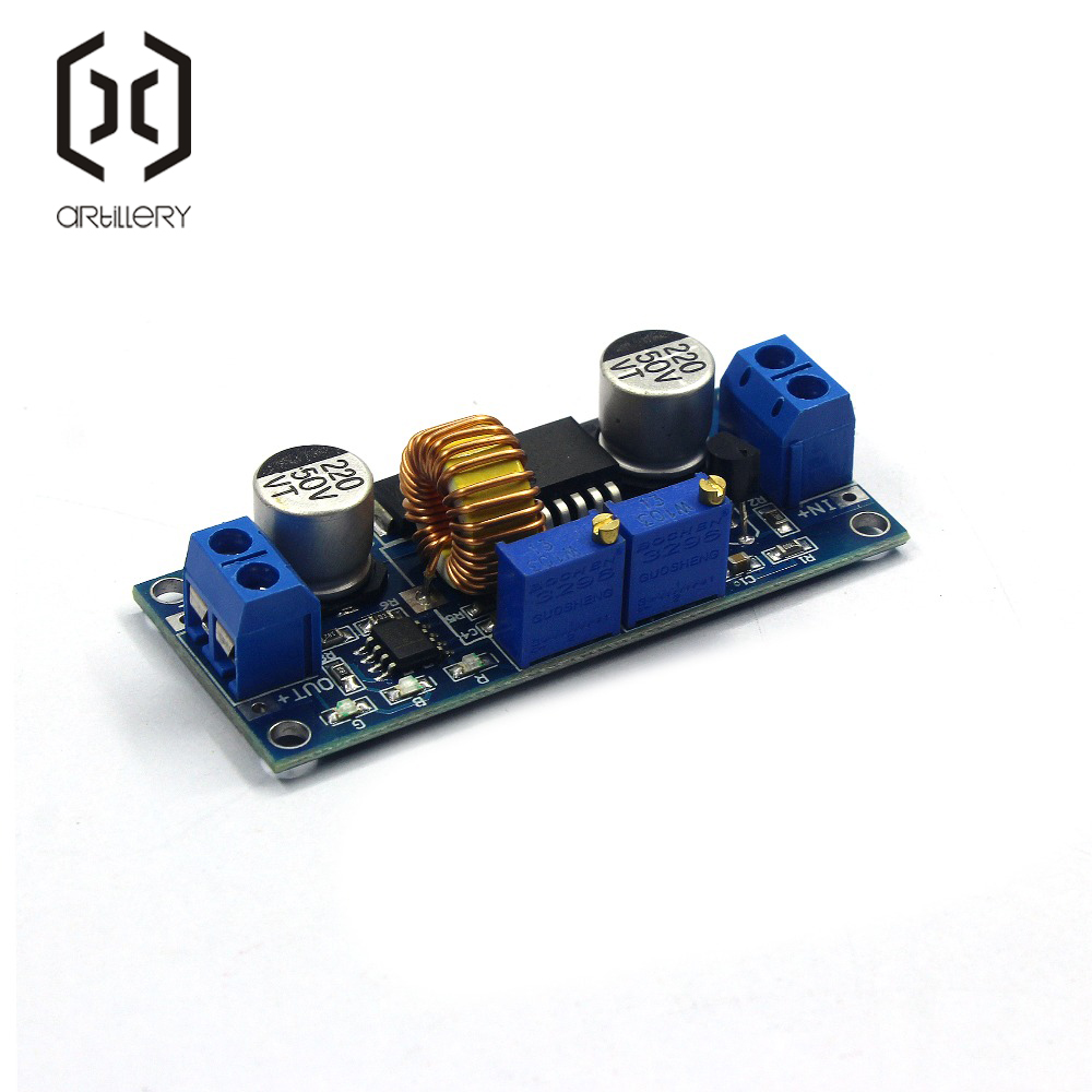 5A High Current Constant Voltage Constant Current Step down Power Supply Module LED Driver Lithium Battery Charging Stabilizer-in Integrated Circuits from Electronic Components & Supplies
