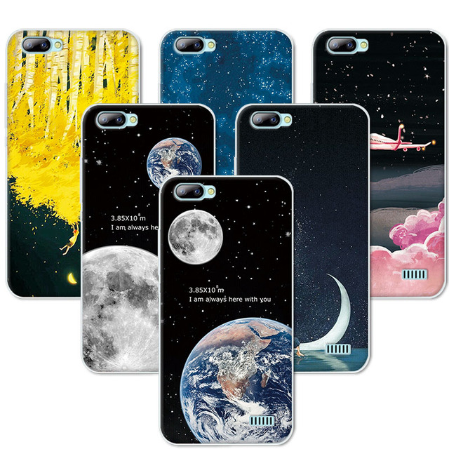 sale retailer 0c126 0f147 US $1.02 30% OFF|For Blackview A7 Couple Phone Case For Blackview A7 5.0  inch Space Stars Fantasy Soft TPU Case Cover For Blackview A7-in Fitted  Cases ...