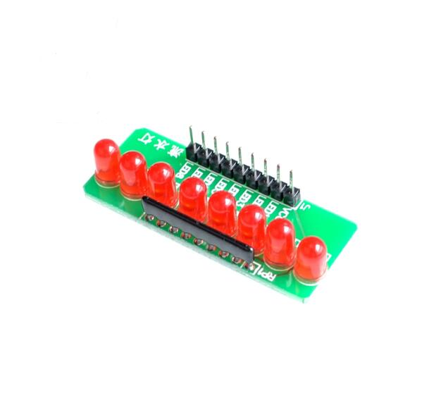 5pcs 8 Way Water Lamp Lantern LED Microcontroller Module Intelligent Vehicle Accessories For Arduino