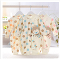 New Style Autumn Newborn Baby Cotton Rompers/  Three Colors /Cute Little bear Clothes/ High Quality /Good Gift