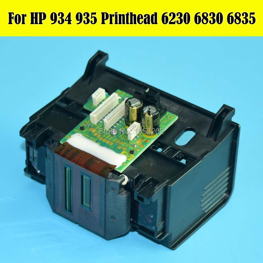 2PC Wholesale C2P18 CQ163 HP934 935 Print Head For HP 934 935 Printhead For HP Officejet Pro 6230 6830 6815 6812 6835 Printer