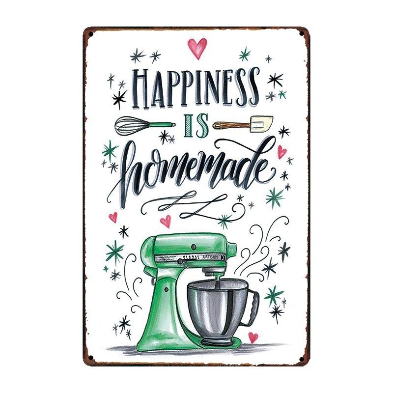 [WellCraft] кофе Коктейль любовь торт чай жестяная вывеска настенные таблички на заказ металлическая живопись античный подарок Бар Паб Декор LT-1704 - Цвет: SA-2661