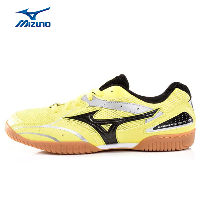 Prix pour MIZUNO Sport Sneakers Hommes de CROSSMATCH PLIO RX2 Tennis De Table Balle Shoes DMX Technologie Maille Fitness Hommes Shoes 81GA143014 XYY004