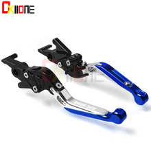 Brake CNC Adjustable Folding Extendable Brake Clutch Levers Motorbike Accessories For Kawasaki ZX12R