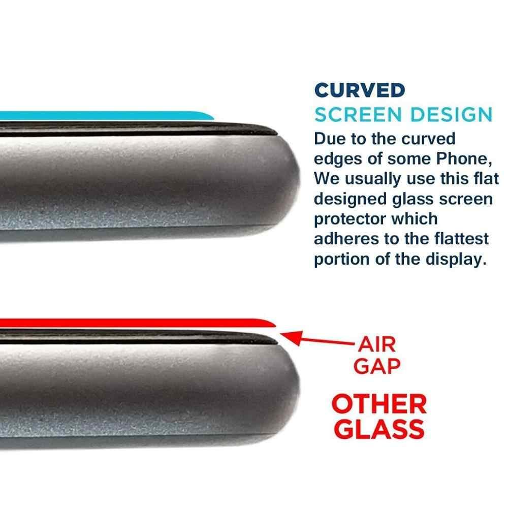 3 piezas Protector de pantalla para Huawei P30 P20 Pro P10 lite de vidrio para Huawei P10 P9 más P8 lite 2015 2016 de 2017 templado 9H de cubierta de película