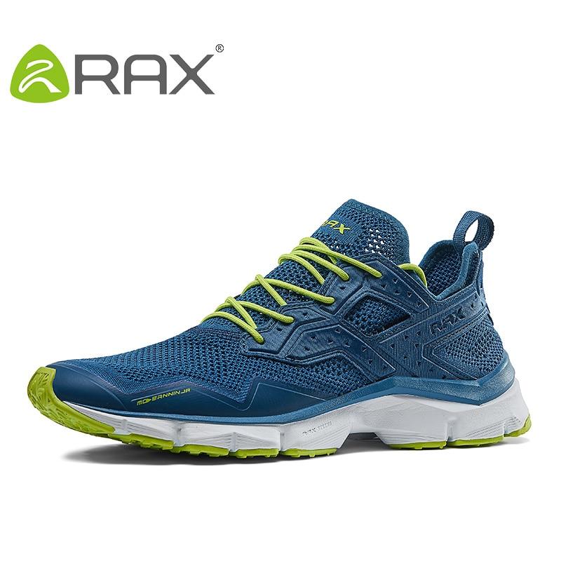 Rax respirant hommes chaussures de course chaussures de Sport hommes baskets de course pour les femmes chaussures de Sport en plein air homme Zapatillas Deportivas Mujer