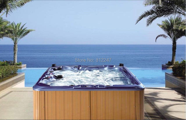 Whirlpool Hotspring whirlpool spa hydro pool bathtub for