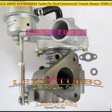 GT1549 452213 452213-0003 X4T6K682AA Y4T6K682AA турбо Турбокомпрессор Для Ford коммерческий транзит Ван 96-для Otosan YORK 2.5L TDI