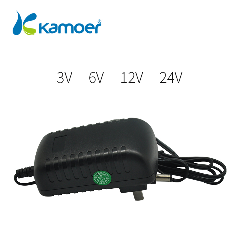 Image 3 - Kamoer 12V/24Vpower adapter small size-in AC/DC Adapters from Home Improvement