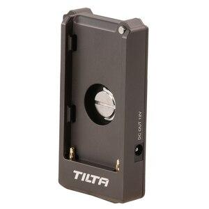 Image 5 - Tilta TA T01 A G מלא מצלמה כלוב כל סט אביזרי עבור BMPCC 4K/6K מצלמה למעלה ידית עץ צד ידית F970 סוללה
