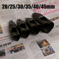Heart Large Diy Handmade Leather Tools Cutout Flower Punch Tyranids Puncheon