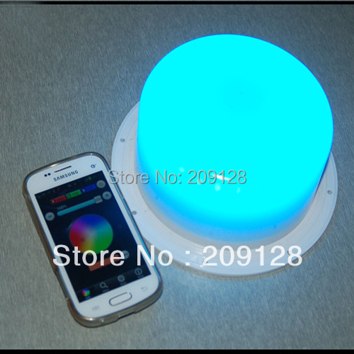 5W Wifi Remote Control LED Light Lamp For Furniture Smart Mobile Phone VC-L117
