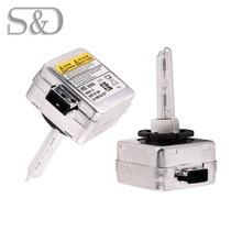 2 шт. 35 Вт D1S D1R D1C 6000 К Белый Ксеноновые фары автомобиля лампы головного света лампы