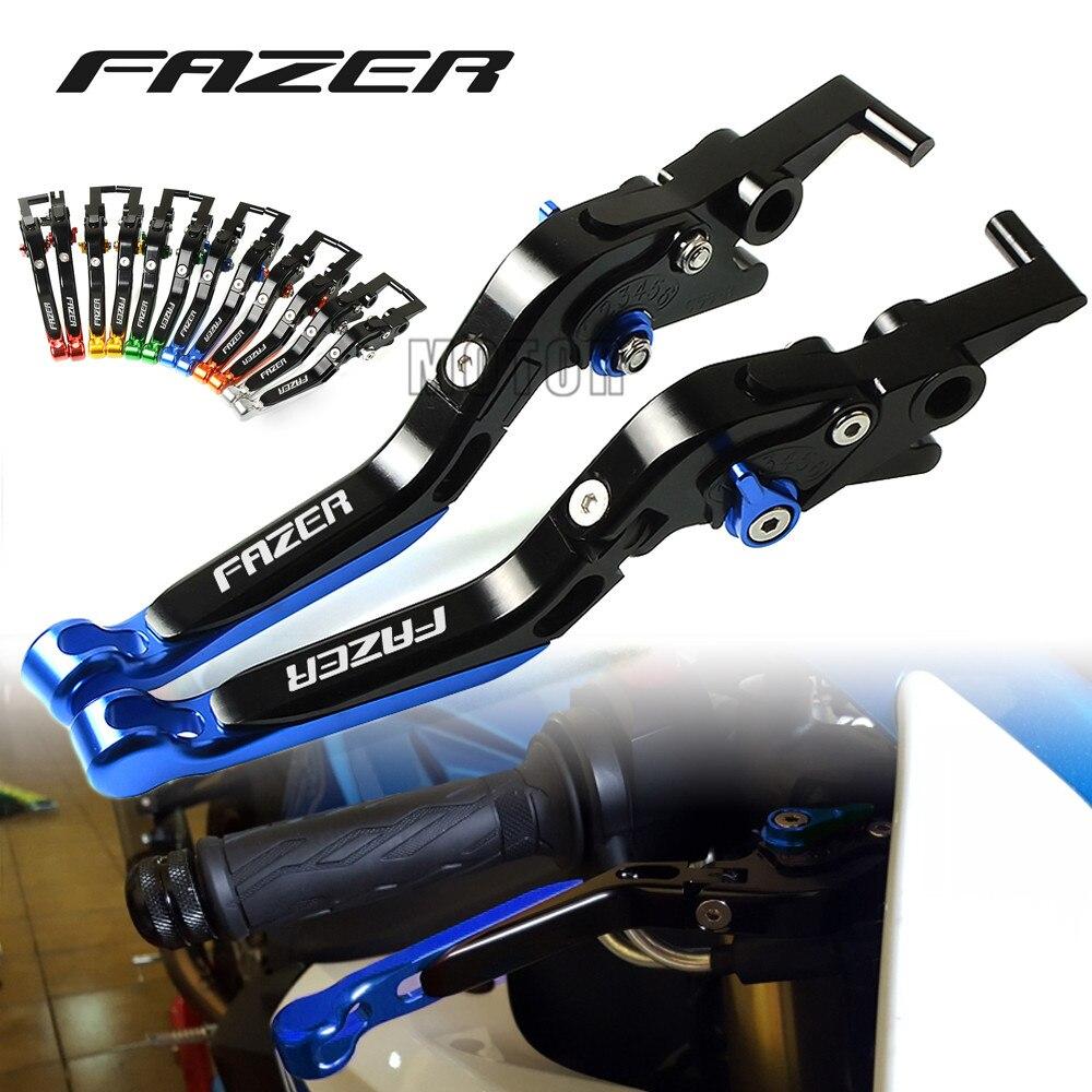 Short/&Long for Yamaha FZ1 Fazer 2006-2015 FZ6 Fazer 2004-2010 Motorcycle CNC Brake Clutch Levers