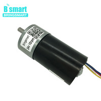 D Shaft BLDC Motor Gear 12V 24V 5 1270RPM Adjustable Speed CW/CCW Electric Motors For Toys Cars For Kids To Ride DIY Toy etc.