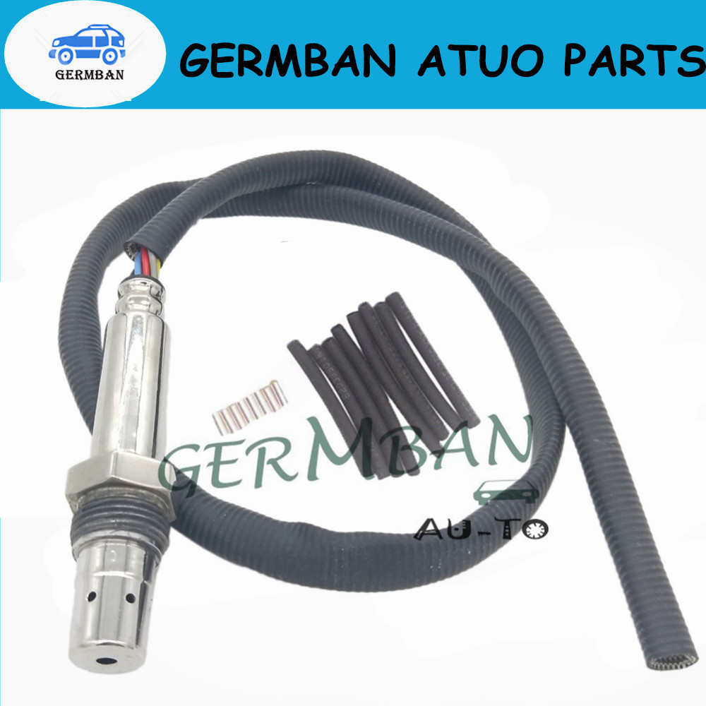 Original Nox Sensor Probe Nitrogen Oxide Sensor 8 cables for CUMMINS G&M V&W AUDI Volvo DAF XF Trunk  2872082 1793379 5WK96631H