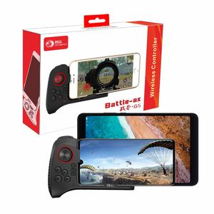 Image 5 - G5 One Handed Wireless Bluetooth Gamepad PUBG Mobile Controller Game Joystick Trigger Button For IOS Iphone Tablet Ipad