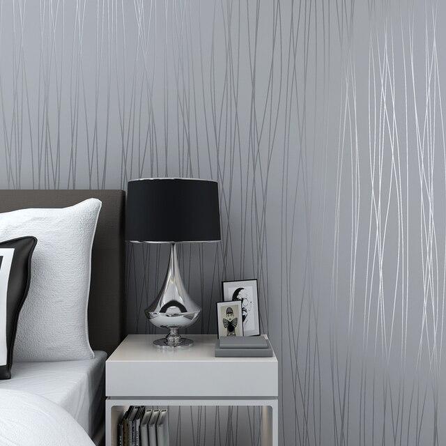 Moderne tapete grau  Aliexpress.com : Heißer Verkauf Schöne Reflektierenden Glitter ...