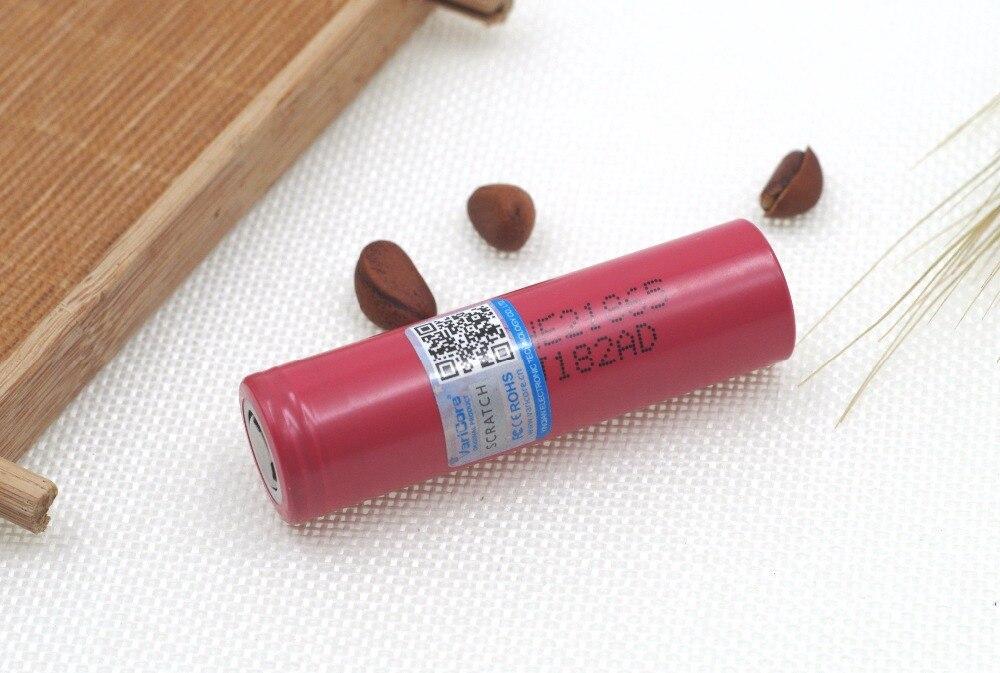 Varicore original for 18650 HE2 3.6 V Battery 2500 mAh 20A 35a ...