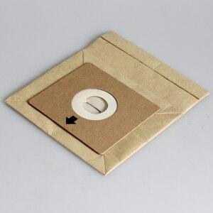 Image 3 - 15 قطع العام فراغ نظافة الغبار ورقة أكياس 100*110 ملليمتر القطر 50 ملليمتر فراغ الاكسسوارات أنظف أجزاء
