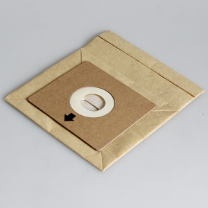Image 3 - 15 Pcs General Vacuum cleaner dust paper bags 100*110mm Diameter 50mm Vacuum cleaner accessories parts