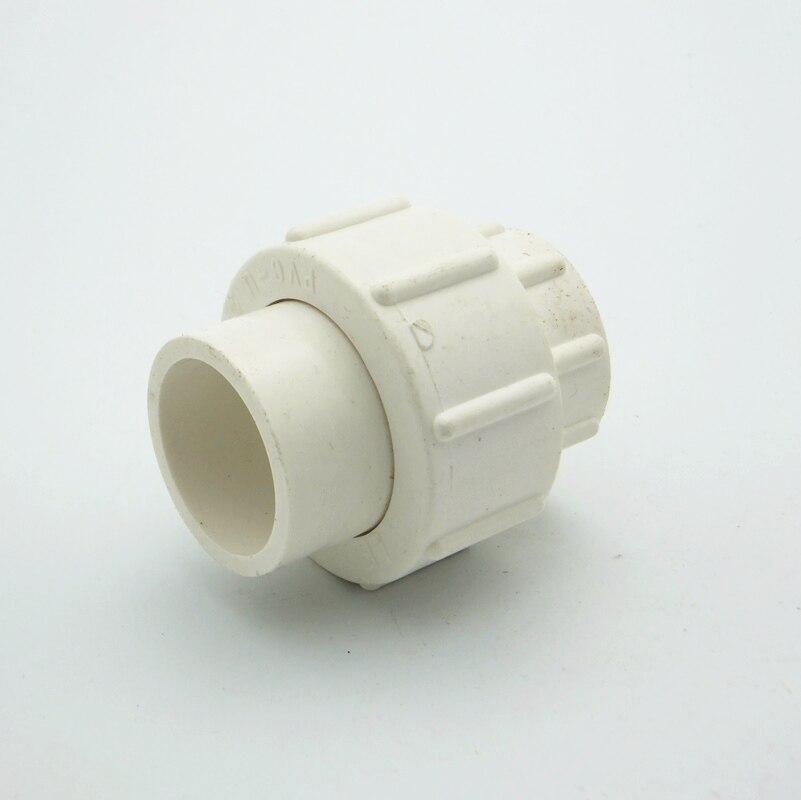Rohrverbindungsstücke GüNstiger Verkauf 50mm Od Zu 25mm Id Pvc Minderer Union Rohr Fitting Adapter Wasser Anschluss Für Garten Bewässerung System Hobby Diy
