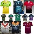 2017 Australia Rugby Ball Dress Thai Australia Rugby T-shirt