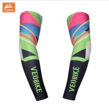 VEOBIKE Quick dry ANTI UV MTB Bike Cycling Arm Sleeves Sun Protection Outdoor cycling Armwear Oversleeve