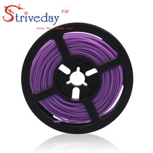 50 meters (164ft) 24AWG high temperature resistance Flexible silicone wire tinned copper RC power cord Electronic cable