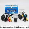 Para Mercedes Benz Classe MB X156 ABL 2013 ~ 2016/RCA Com Fio Ou sem fio/CCD Night Vision Rear View Camera/HD Lente Grande ângulo