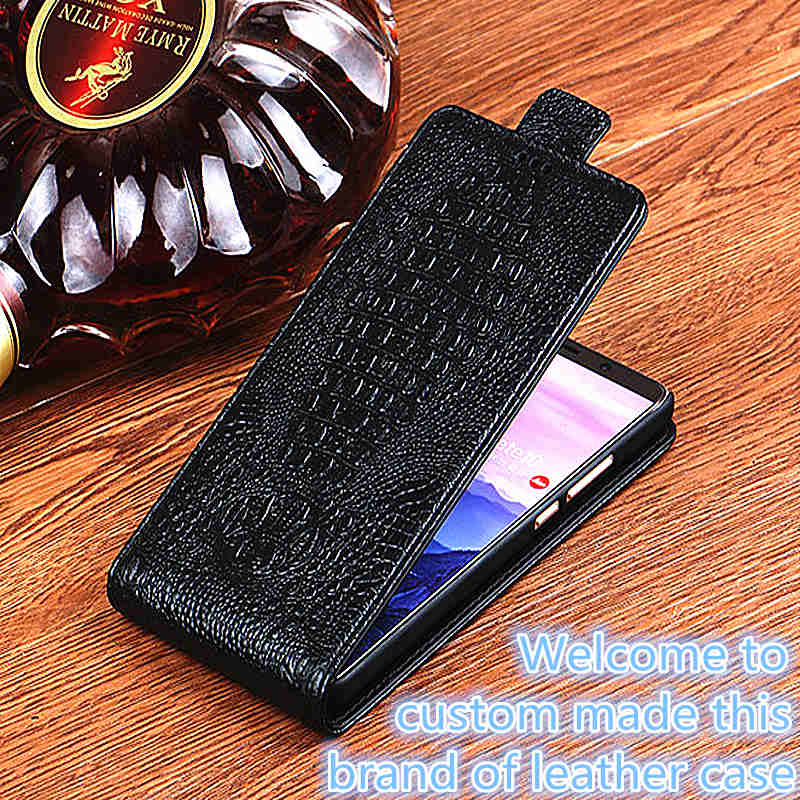 LS01 Genuine Leather Flip Cover Case For Samsung Galaxy J7 2016 J7108 Vertical flip Phone Up and Down Leather Cover phone Case