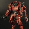"""Envío gratis NECA Pacific Rim CARMESÍ TYPHOON robot articulaciones móviles de China figura de Acción modelo de Juguete 7.5 """"19 CM MVFG221"""