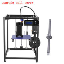 2016 black upgrade ball screw DIY 3D Printer kit big size corexy 3d printer