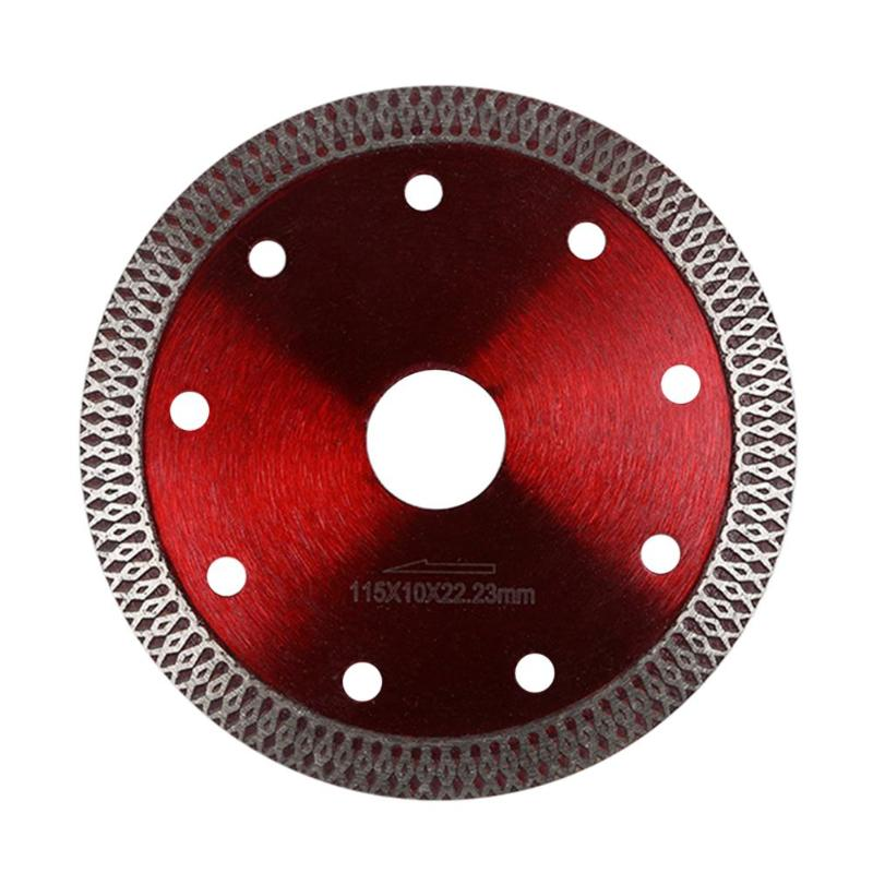 Ultra Thin Metal Alloy Diamond Saw Blade Wheel Cutting Disc for Quartz Stone Concrete Marble Masonry Tile Engineering Tool berrylion diamond saw blade circular saw 114mm cutting disc wet diamond disc for marble concrete stone cutting tools