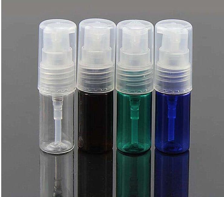 Breeze 10ml Travel Size Empty Hand Sanitizer Bottle