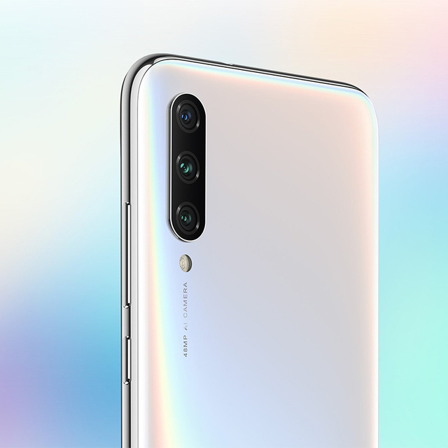 Global Version Xiaomi Mi A3 MiA3 4GB 64GB Mobile Phone Snapdragon 665 48MP Triple Cameras 32MP Front Camera 6.088 AMOLED Display 3