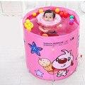 80x85 cm Gran Aislamiento Acolchado Ajustable Bebés Piscina Piscina Piscine Stent de Aleación de Bebés y Niños Bebé Natación piscina