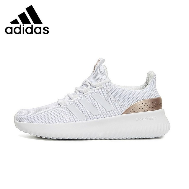 brand new 5de1a f1d19 US $79.3 39% OFF ADIDAS Original NEO Womens Running Shoes Mesh Breathable  Stability Support Sports Sneakers For Women Shoes US Size-in Running Shoes  ...