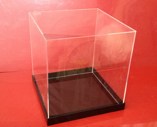 buy free shipping 2pcs lot clear acrylic display case toy display multi use. Black Bedroom Furniture Sets. Home Design Ideas