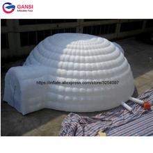 10m diameter large inflatable tent china manufacturer high quality inflatable exhibition tent igloo inflatable tent camping custom advertising inflatable spider tent from china