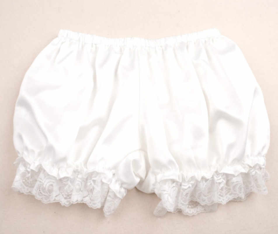 Sexy solidna Mini koronki krótki pod miękką szorty Bloomers gorące lato
