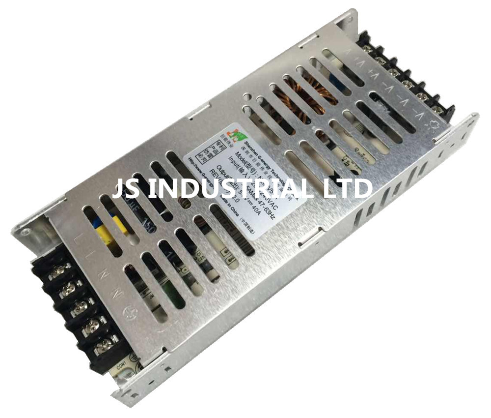 Free Shipping Power Supply Input 220V Output 5V40A for LED Display Screen in Switching Power Supply from Home Improvement