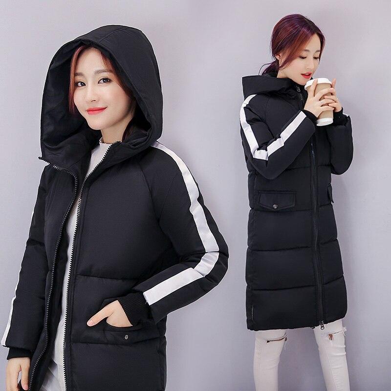 ФОТО fashion wadded jacket female 2016 winter jacket women cotton jacket slim parkas ladies winter coat plus size JN911