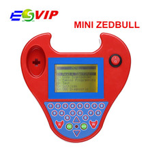 Newly Super Smart MINI Zed Bull  Key Programmer Small Zed-Bull Transponder Key MINI ZEDBULL Multi-Language/10pcs by DHL