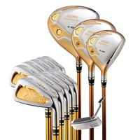 New Golf clubs HONMA S 03 4star Compelete club sets Driver+3/5 fairway wood+irons+putter and Graphite Golf shaft No ball packs