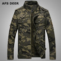 Men's jacket and coats Winter  Army Camouflage Coat Military Jacket Waterproof Windbreaker Raincoat  Clothes