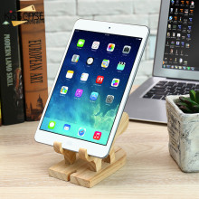 Cute Deers Wooden Gadget Holder